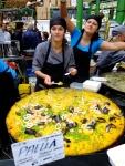 Borough Market Paella